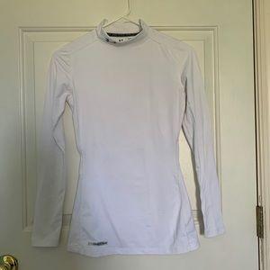 Under Armour Coldgear Mockneck Shirt